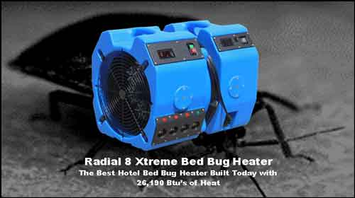 kill bed bugs in hotels with heat } 877-heat-601 | $1,699.00